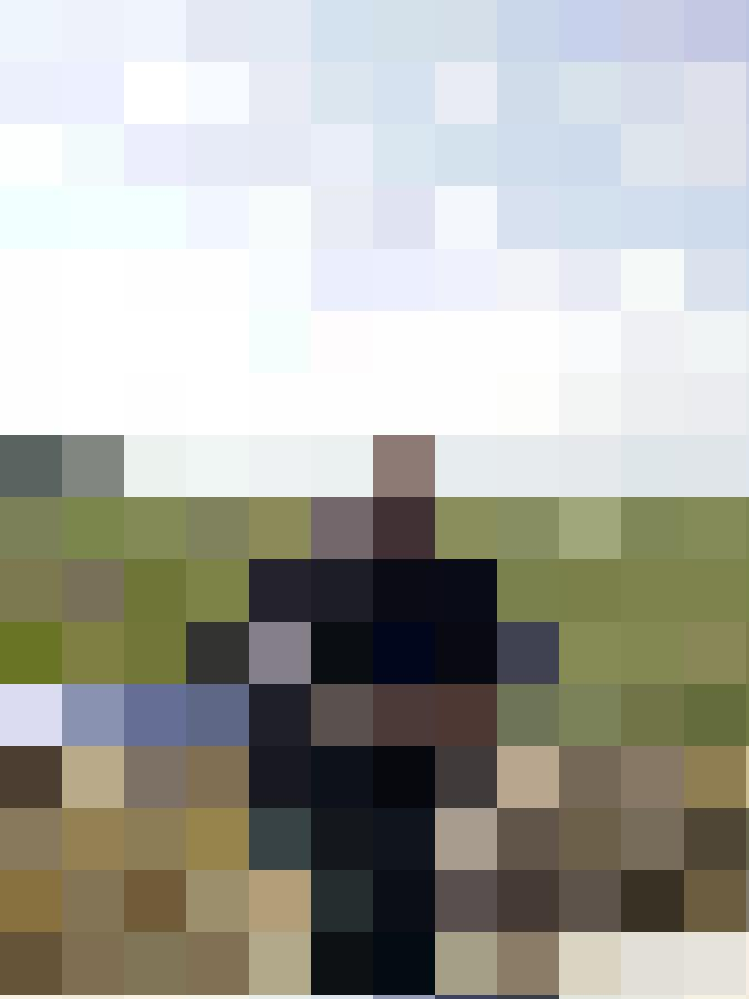 eskolipsko - Spdov msta (pouita ern barva) a